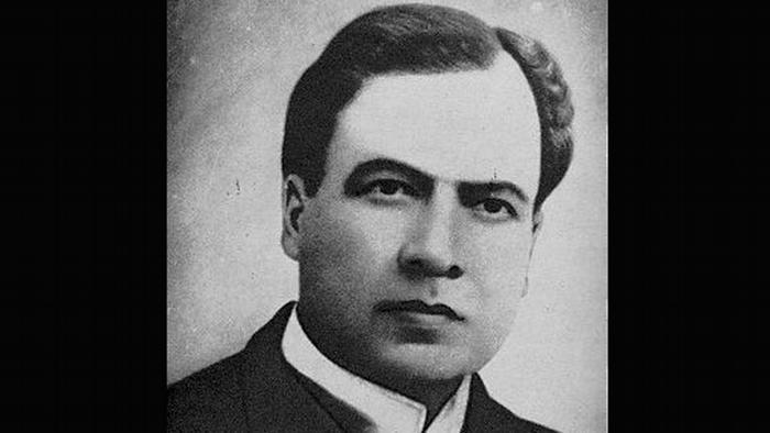 Dichter Rubén Darío
