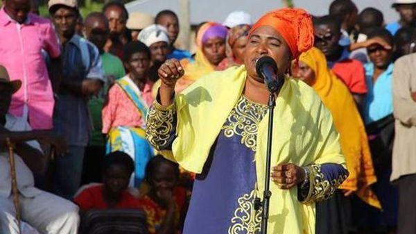 La diputada Mishi Mboko, impulsora de la huelga de sexo en Kenia