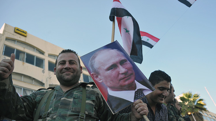 Hasta 11 buques de combate rusos podrán amarrar en el puerto sirio de Tartús