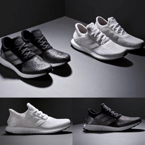 """Los primeros prototipos son """"impresos"""" por robots que elaboran todos los componentes del calzado bajo el mismo techo en base a materias primas como plásticos, fibras y otras sustancias básicas"""