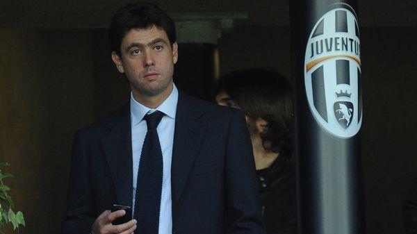 Andrea Agnelli, presidente de la Juventus, negó que miembros del club tengan vínculos con la mafia calabresa (Getty Images)