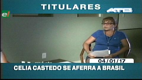 Video titulares de noticias de TV – Bolivia, noche del miércoles 4 de enero de 2017