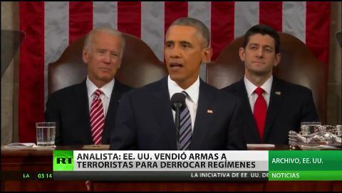 Impactante infografía: El legado de Obama, calculado en bombas por hora