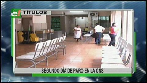 Video titulares de noticias de TV – Bolivia, mediodía del miércoles 11 de enero de 2017