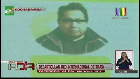 Desarticulan presunta red de trata y tráfico de personas en Quillacollo