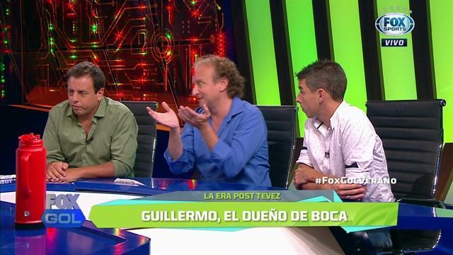 ¿Guillermo Barros Schelotto es el dueño de Boca?