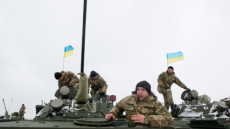 Ucrania admite que realiza una ofensiva en Donbass