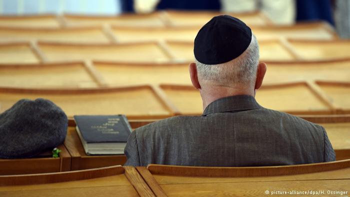 Comunidad judía en Düsseldorf