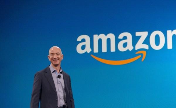 Amazon está construyendo un centro logístico de 1.500 millones de dólares