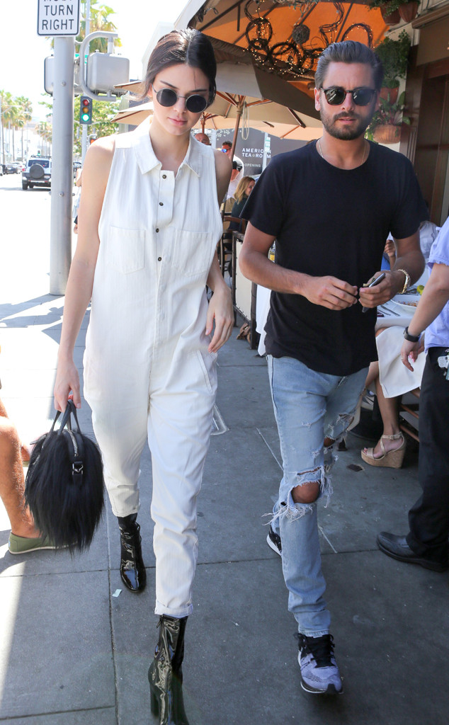 Kendall Jenner, Scott Disick