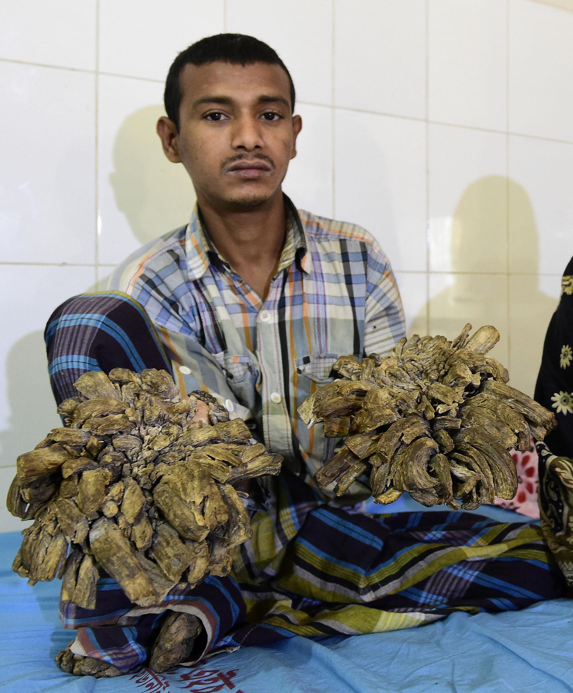 Abul Bajandar (AFP)