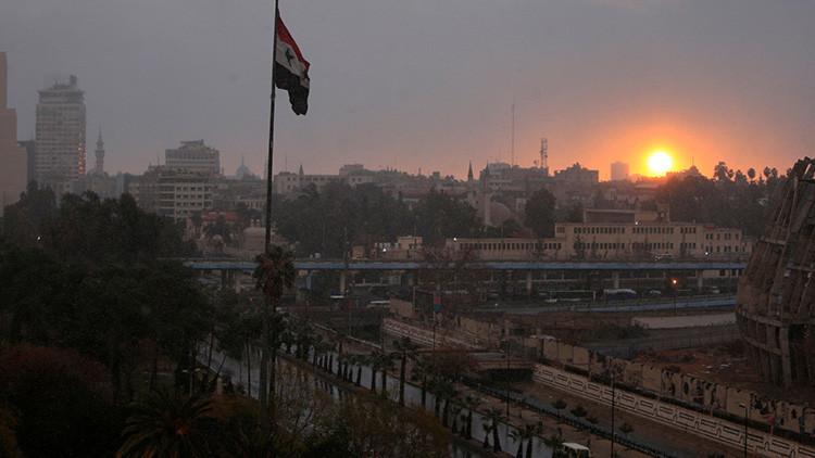Atacan con morteros la Embajada de Rusia en Siria