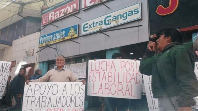 Foto archivo La Razón
