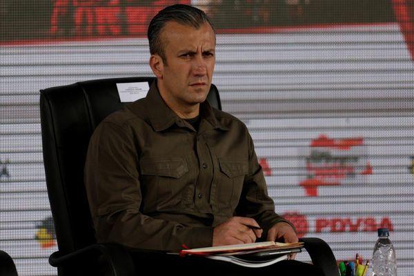 El flamante vicepresidente de Venezuela, Tarek el Aissami (EFE)