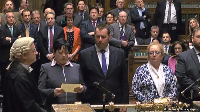 Cámara de los Comunes de Gran Bretaña