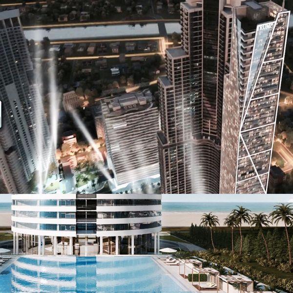 Entre los proyectos en construcción se encuentran uno de los edificios residenciales más altos de Manila, Filipinas y la torre de lujo de formato circular que se elevará en el sofisticado enclave uruguayo de Punta del Este