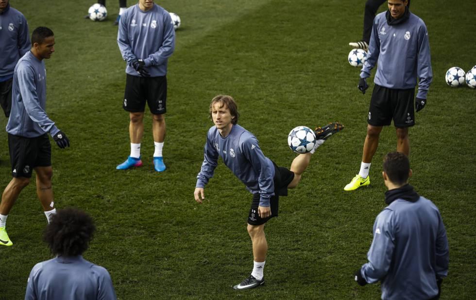 Real Madrid vs Napoles