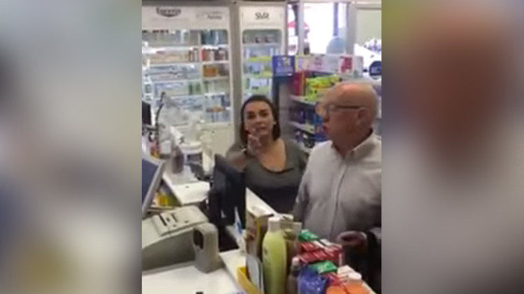 VIDEO: Incidente xenófobo en una farmacia chilena causa indignación en la Red