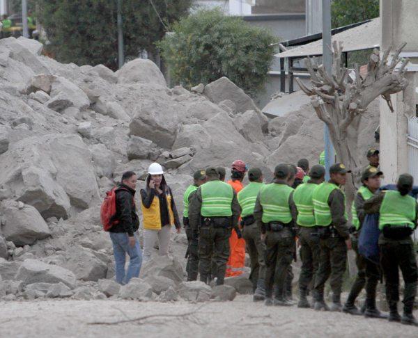 Estudios geológicos sobre la mancha urbana de La Paz revelan que más del 36% de áreas construidas se encuentran en zonas de riesgo.