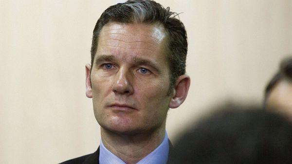 Iñaki Urdangarin fue condenado a seis años y tres meses de cárcel (Reuters)