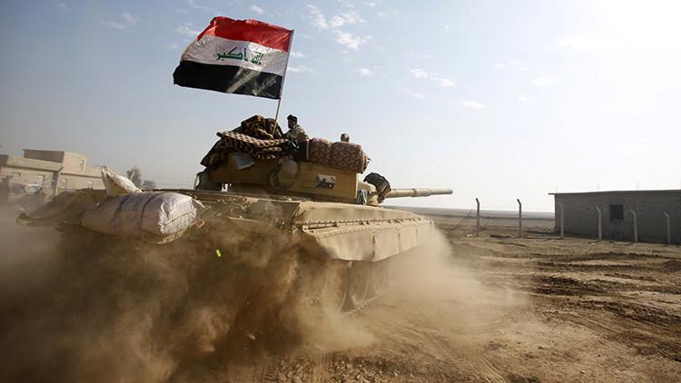 Irak comienza un operativo de liberación del este de Mosul del Estado Islámico