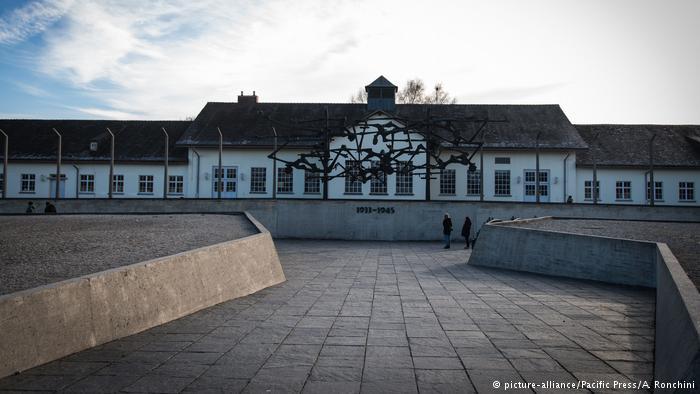 El campo de concentración de Dachau fue el primer gran campo que el régimen nazi fundó, en 1933, para encarcelar a prisioneros políticos. (picture-alliance/Pacific Press/A. Ronchini)
