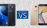 Todas las diferencias entre el Samsung Galaxy J7 (2016) y el Galaxy J7 Prime