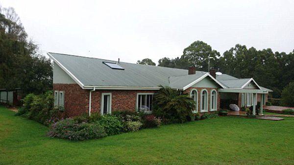 La casa de Robert y Susan