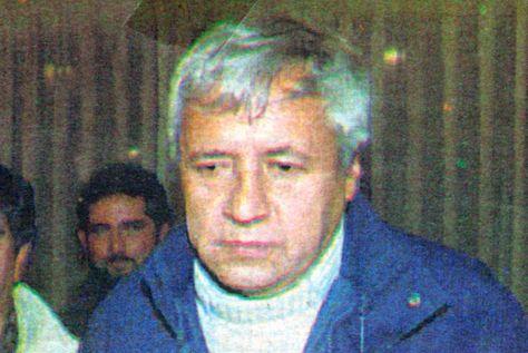 El dirigente minero Óscar Salas. Foto: Archivo La Razón