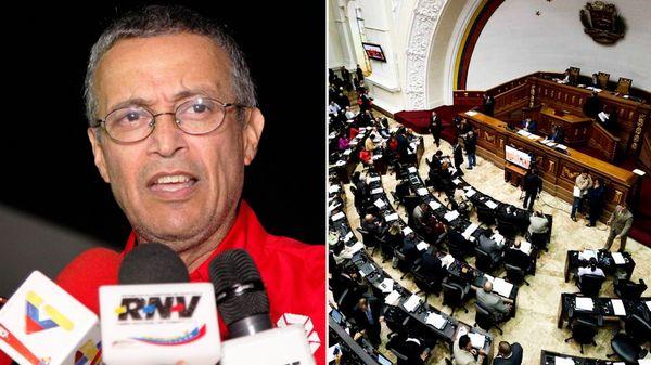 Luis Motta Domínguez recibió el voto de censura de la Asamblea Nacional