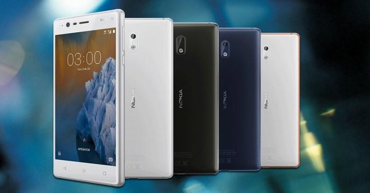 Características del Nokia 3
