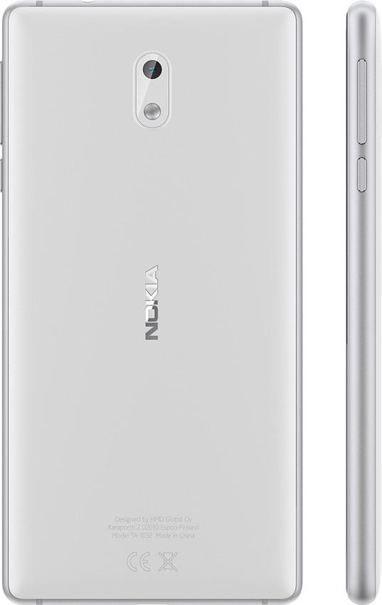Carcasa del Nokia 3