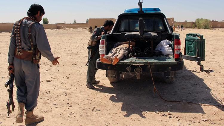 Muere en un bombardeo estadounidense en Afganistán un alto mando talibán