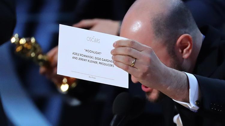 ¿Otra vez los 'hackers' rusos? La Red atribuye el error en los Oscar a una conspiración política