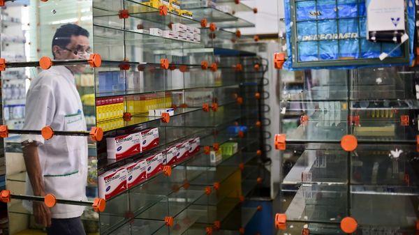 La iglesia católica venezolana está enfrentada con el chavismo por el crecimiento de la pobreza, la escasez, la inflación, los homicidios y la tensión política(AFP)