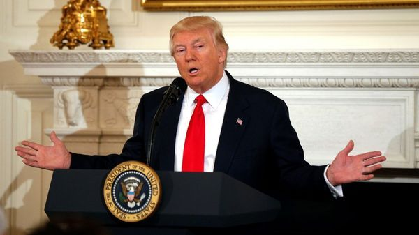 Donald Trump dará uno de sus discursos más esperados este martes por la noche (Reuters)
