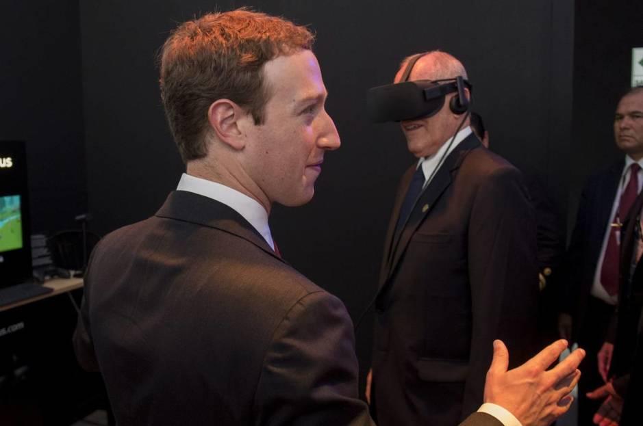 No te confudas: el caso de Zuckerberg dista mucho de ser la norma. (Efe/Pablo Porciuncula)