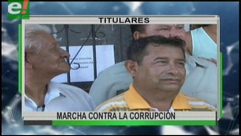 Video titulares de noticias de TV – Bolivia, mediodía del sábado 4 de febrero de 2017