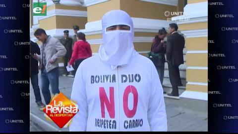 Grupos por el 'No' preparan festejos a un año del referendo del 21 de febrero