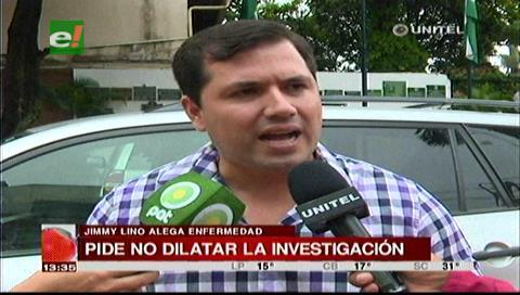 Ex concejal Roca pide a acusados de extorsión presentarse a declarar y no dilatar la investigación
