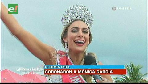 Los Taitas coronaron a Mónica García