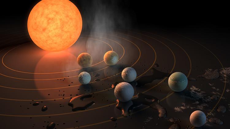 La NASA pide ayuda a los internautas para bautizar a 7 exoplanetas y esto es lo que sucede