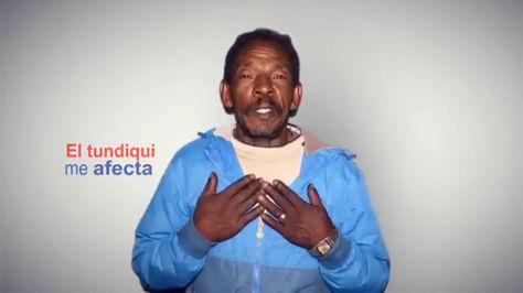 Video del pueblo afroboliviano contra la danza Tundiqui.
