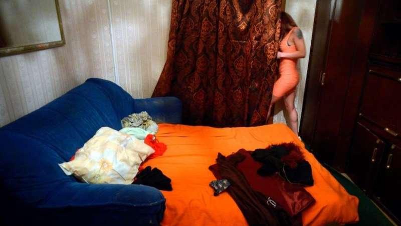 Ejercer la prostitución en la Rusia de Putin, una vida llena de abusos