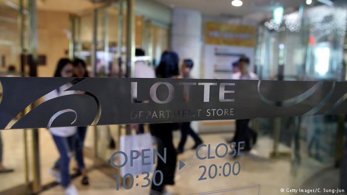 Corea del Sur ya comienza a notar medidas de China en represalia por el THAAD, como el boicot que asegura que están sufriendo empresas como el grupo Lotte. (Getty Images/C. Sung-Jun)