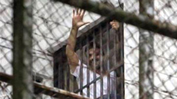 El líder opositor encarcelado Leopoldo López