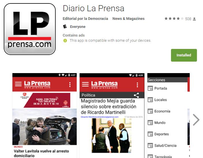 App_La_Prensa
