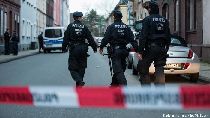 Deutschland Mordfall Jaden in Herne (picture-alliance/dpa/M. Kusch)