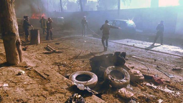 Imagen de uno de los atentados de los últimos días (Archivo AFP)