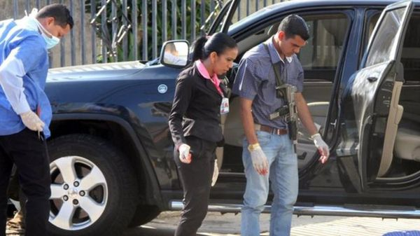La violencia en Venezuela creció en los últimos años (@VERSIONFINAL.COM.VE)